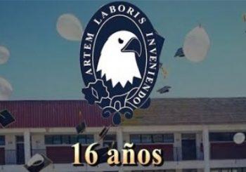 Aniversario n°16 Colegio San Nicolás Villa Alemana.